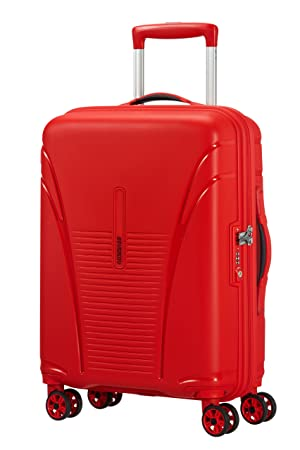 American 4 Red Tourister LFormula Skytracer Valise Cm32 Roues55 kwlPXiZuTO