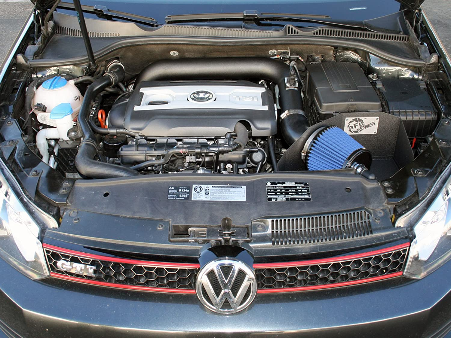 Afe Power Magnum Force 54 11892 Vw Gti Performance Is A Parts Diagram Listing Of The For Jetta Intake System Oiled 5 Layer Filter Automotive