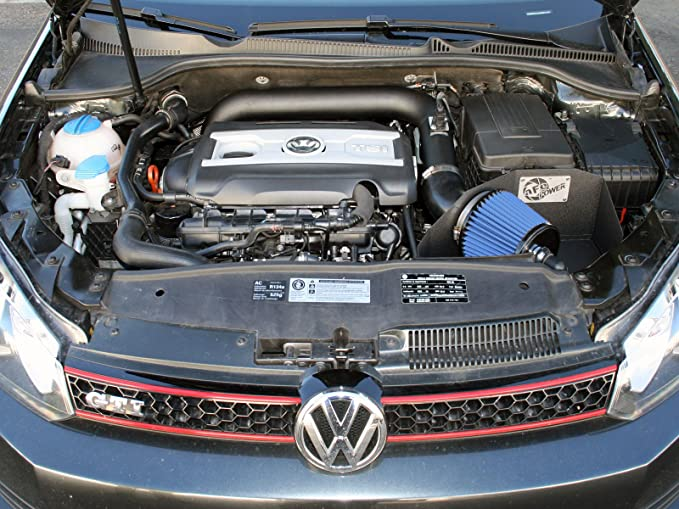 aFe Power Magnum FORCE 54-11892 VW GTI Performance Intake System (Oiled,  5-Layer Filter)