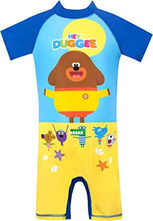 Hey Duggee Swim Outfit