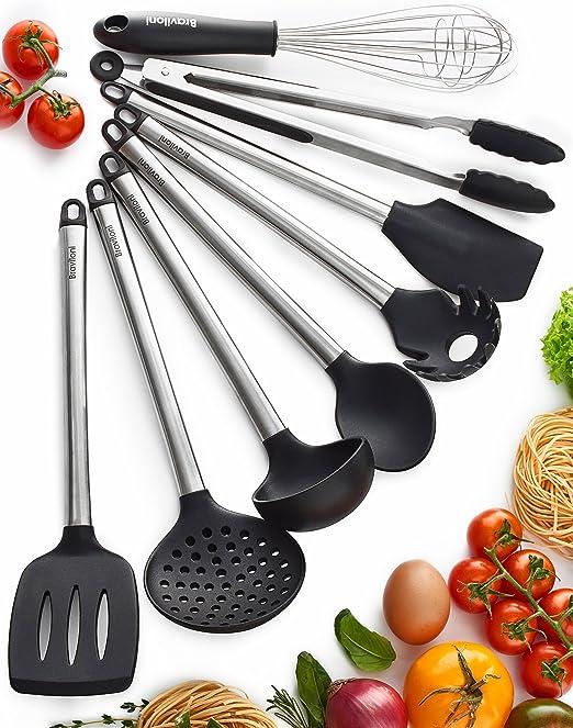 Amazon.com: Utensilios De Cocina - Utensilios De Cocina De 8 ...