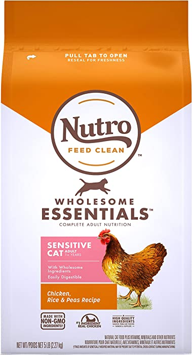 The Best Pure Vita Cat Food Chicken And Peas