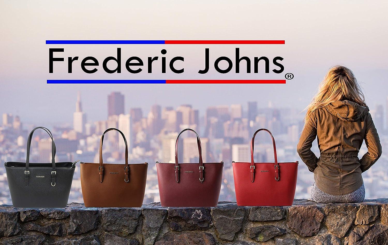 fafe235614 Frédéric Johns ® - Sac format A4 - sac femme porté épaule - sac style  shopping - grand sac de cours - sac lycéenne ...