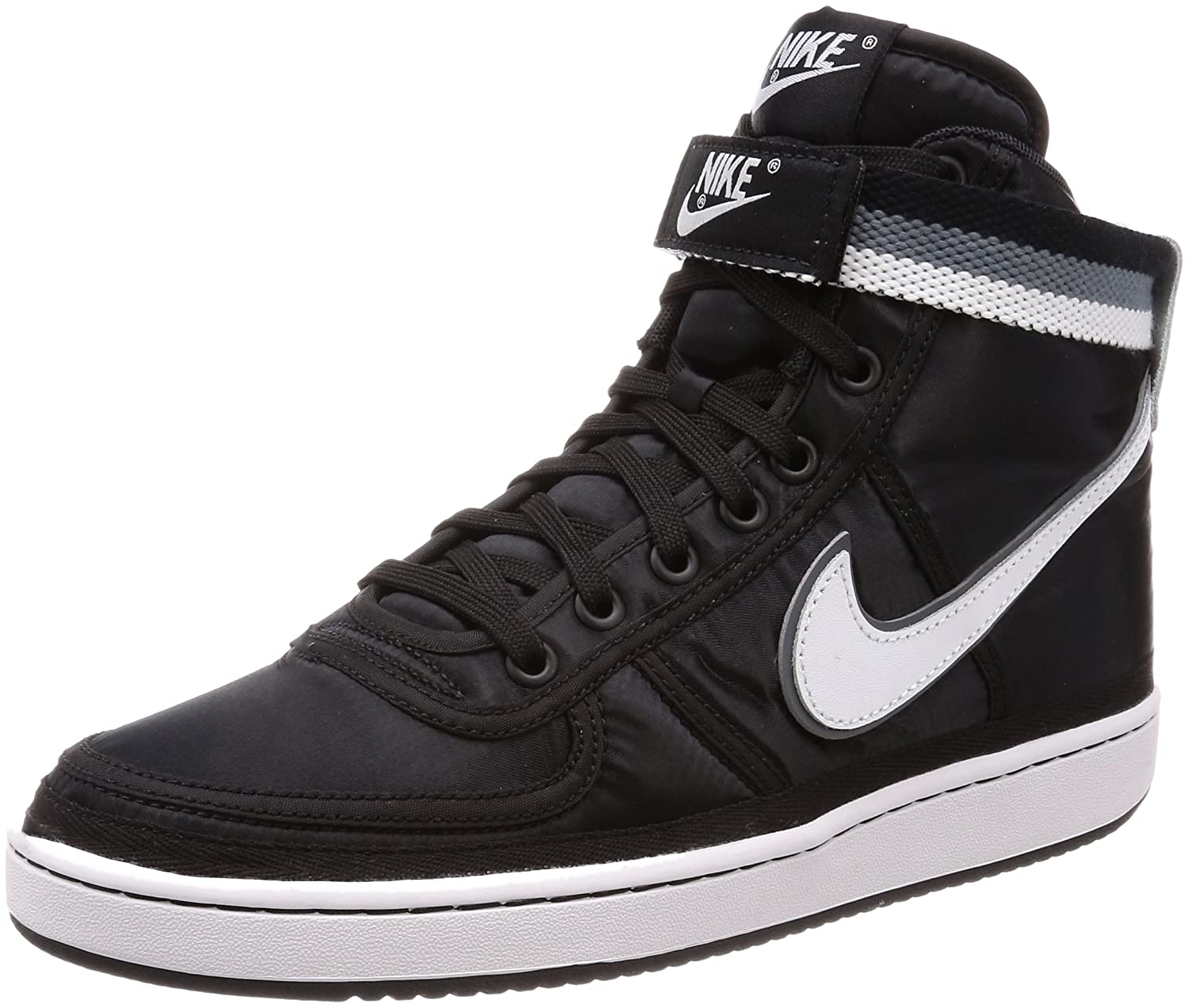 huge selection of 8fc26 6f8d3 Nike Vandal High Supreme Black White White COOLGREY  Amazon.it  Scarpe e  borse