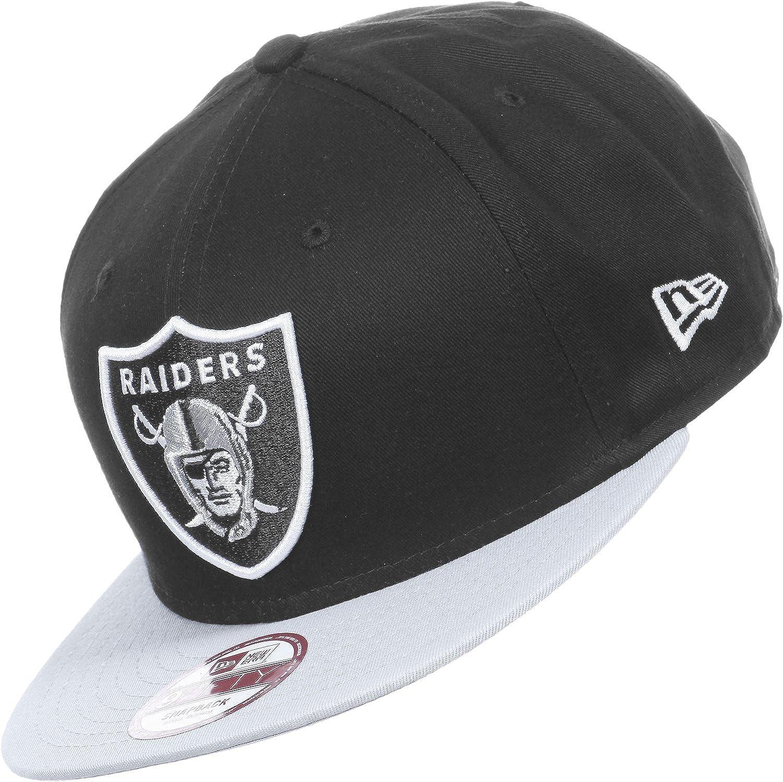 kup popularne za pół buty do separacji New Era NFL Oakland Raiders 9Fifty Snapback