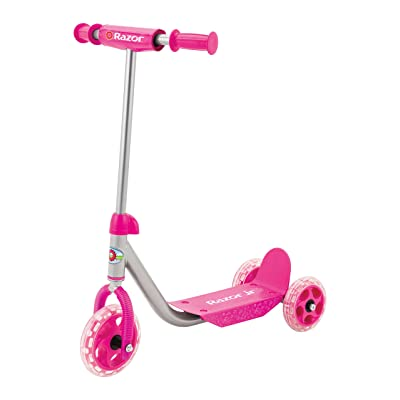 Razor - Razor Jr. Lil Kick Scooter - Pink EU - 130 [Sports] : Sports & Outdoors