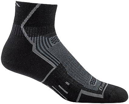 e7674f11b Amazon.com  Darn Tough Grit 1 4 Light Cushion Sock - Men s  Sports ...
