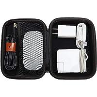 CoWalkers Estuche Adaptador de Corriente, Funda rígido Compatible con Apple Pencil, Magic Mouse, Adaptador de Corriente…
