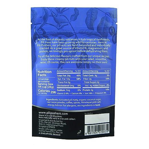 Pili Pushers - Juego de 4 tuercas de pili activadas: Amazon ...
