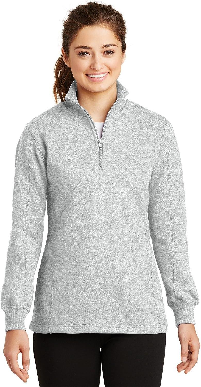 Sport Tek Ladies 1 4 Zip Sweatshirt Lst253 At Amazon Women S Clothing Store Casual giyimin önemli bir parçası olan bu ürünlerin, çok geniş bir kullanım. sport tek ladies 1 4 zip sweatshirt lst253