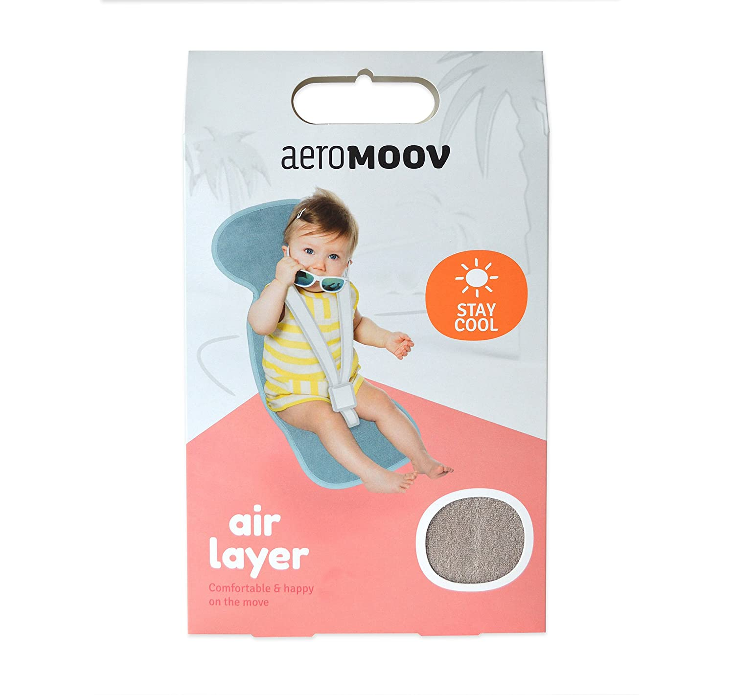 AeroMoov air layer Sand