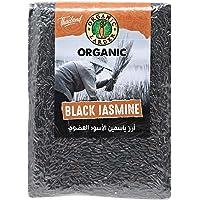 Organic Larder Jas Black Rice - 1000 gm