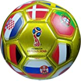 FIFA Official Russia 2018 World Cup Official Licensed Size 5 Ball 05-1 (A Grade)