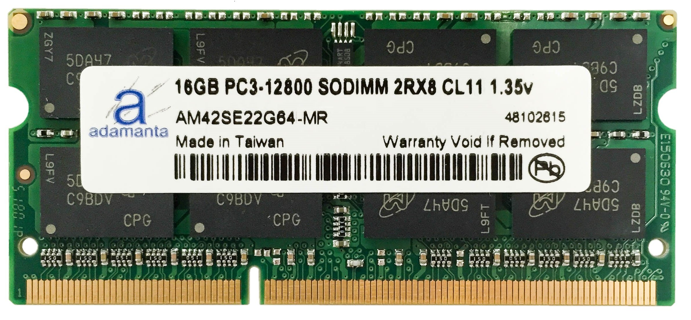Galleon - Adamanta 16GB (1x16GB) Laptop Memory Upgrade For Lenovo