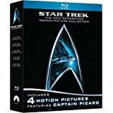 Star Trek: The Next Generation Motion Picture 5-Movie Collection (Blu-ray)