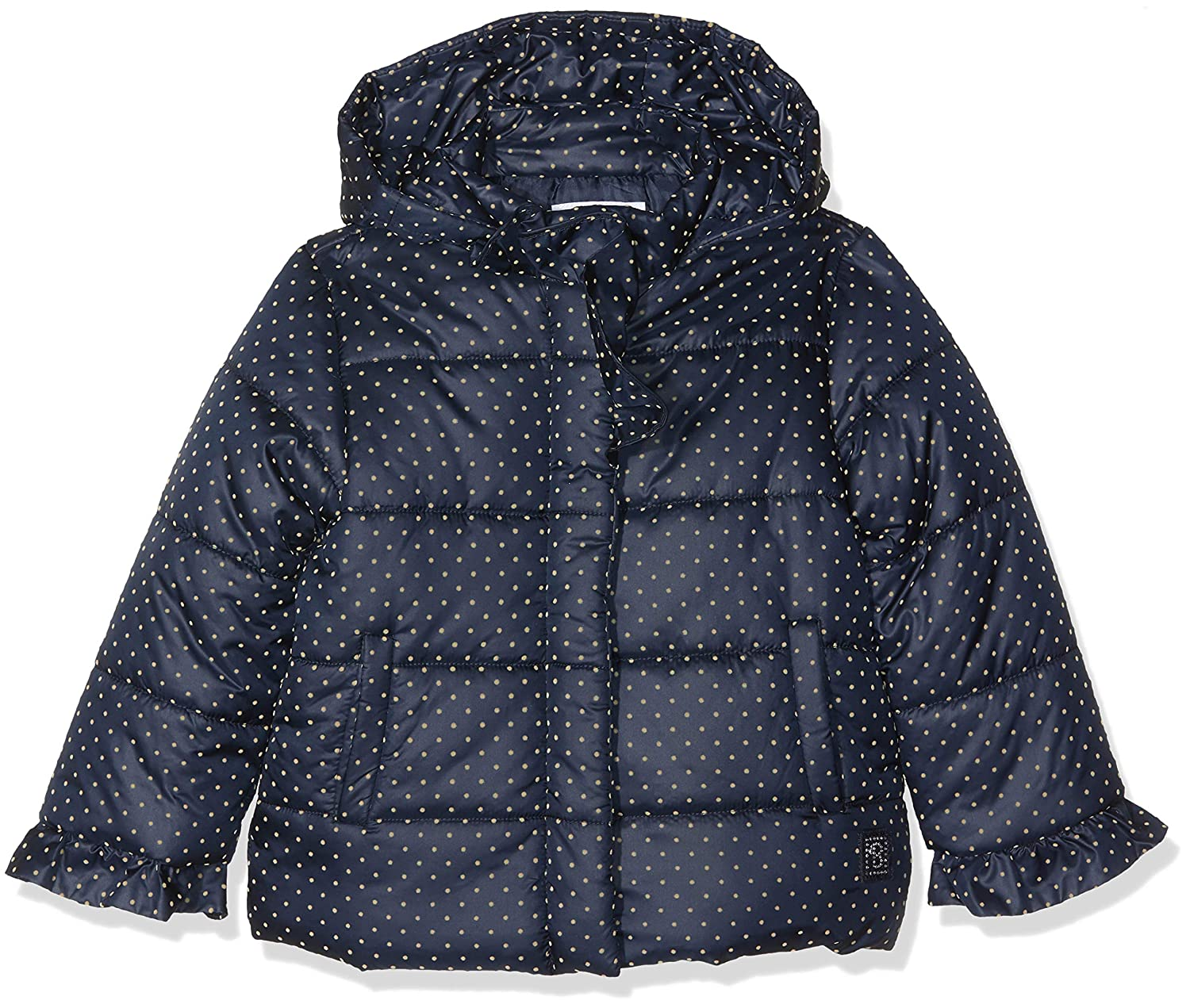 Brums Baby Girls' C/Stampa All Over Jacket 183BEAA009