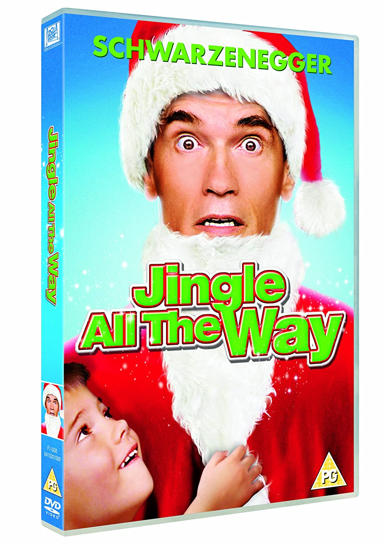 Jingle All The Way Edizione: Regno Unito Reino Unido DVD: Amazon.es: Movie, Film: Cine y Series TV