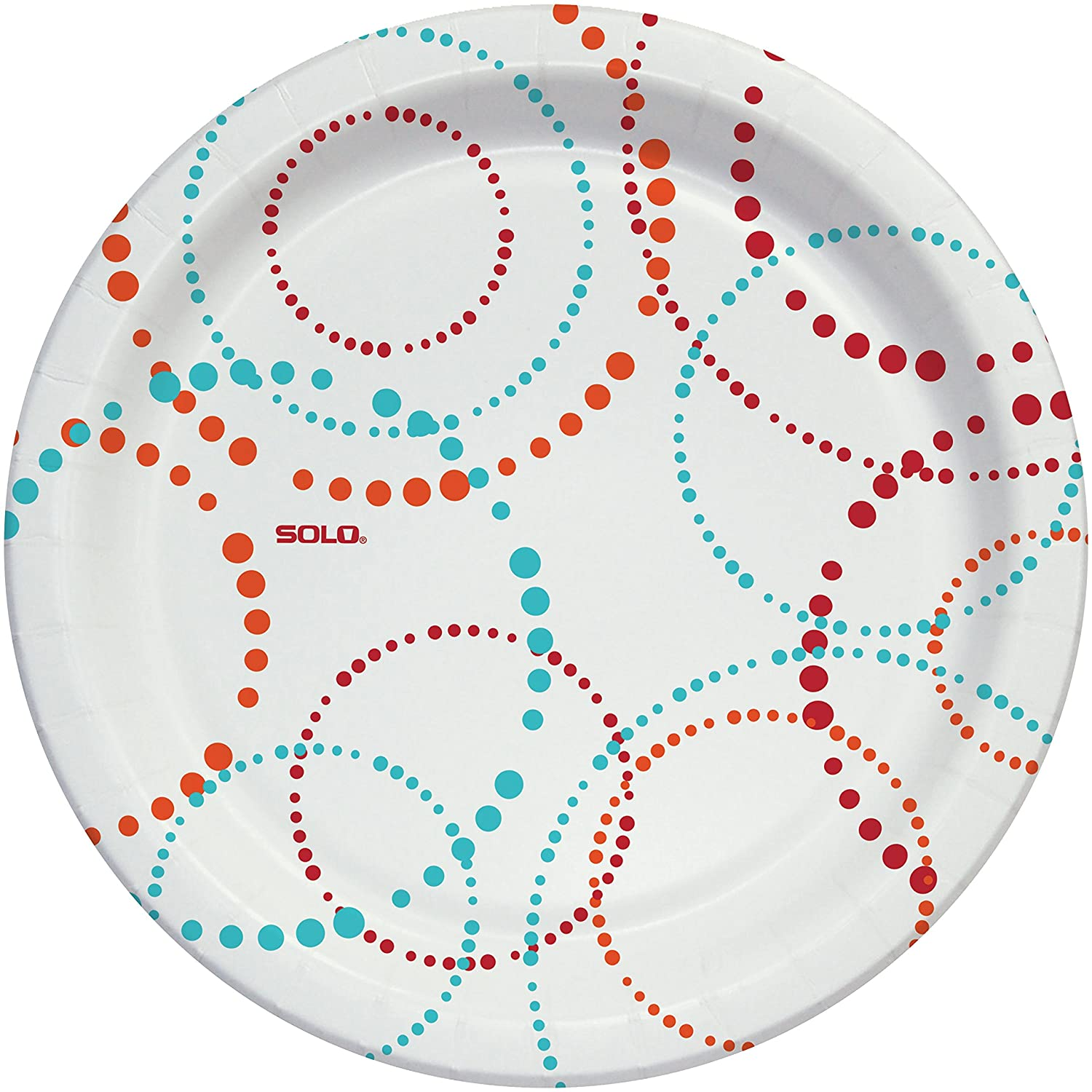 Solo Cup Any Day Paper Plates, 8.5 Inch, 376 Count