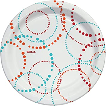 Solo Any Day Paper Plates 8.5 Inch 376 Count  sc 1 st  Amazon.com & Amazon.com: Solo Any Day Paper Plates 8.5 Inch 376 Count: Health ...