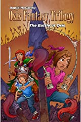 The Battle of Osis (Osis Fantasy Trilogy Book 3) Kindle Edition
