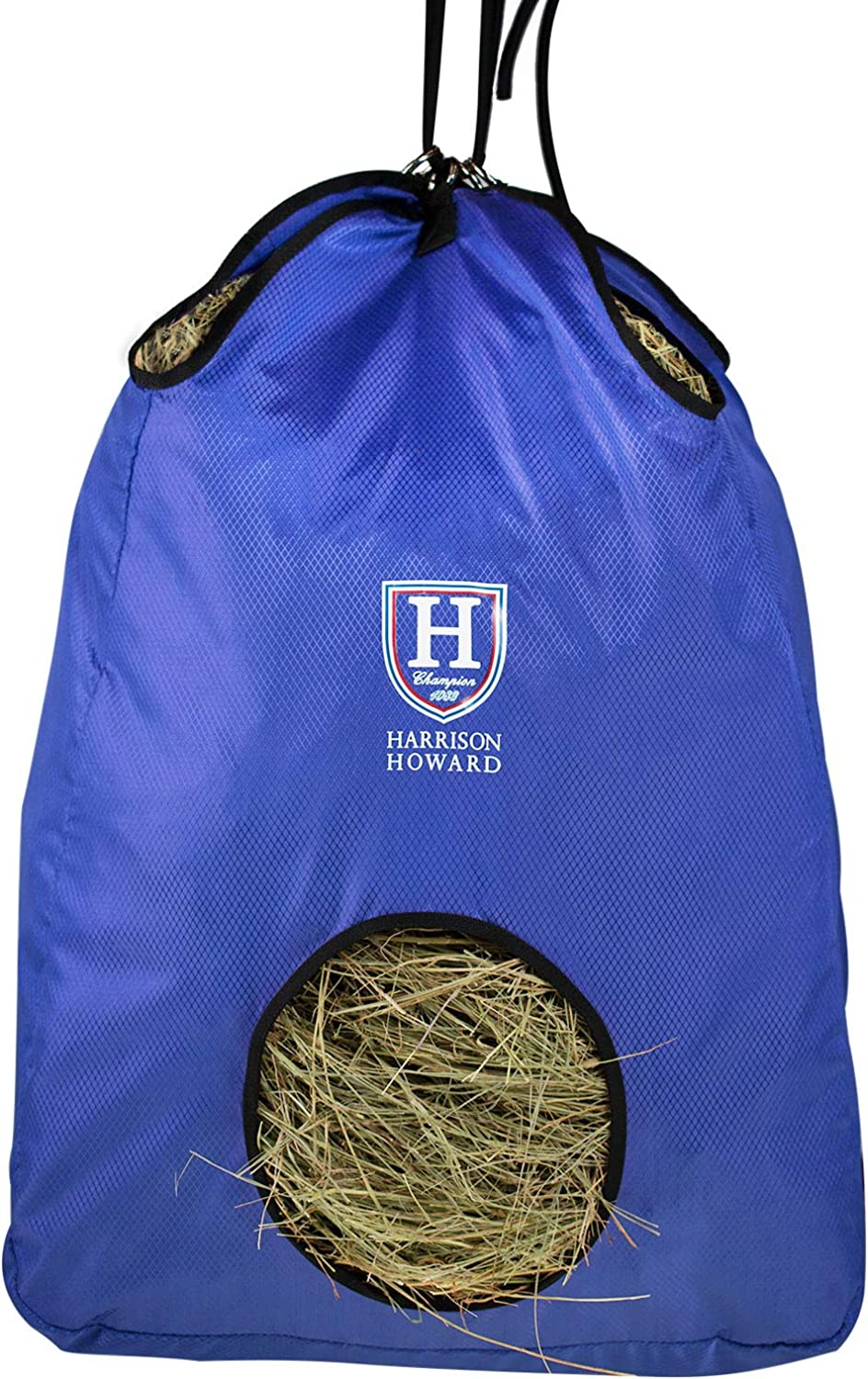 Harrison Howard Horse Hay Bags Durable Slow Feed Hay Bag Horse Tote Bag with Large Capacity