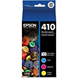 Epson T410520-S Claria Premium Multipack Ink,Photo Black and Color Combo Pack