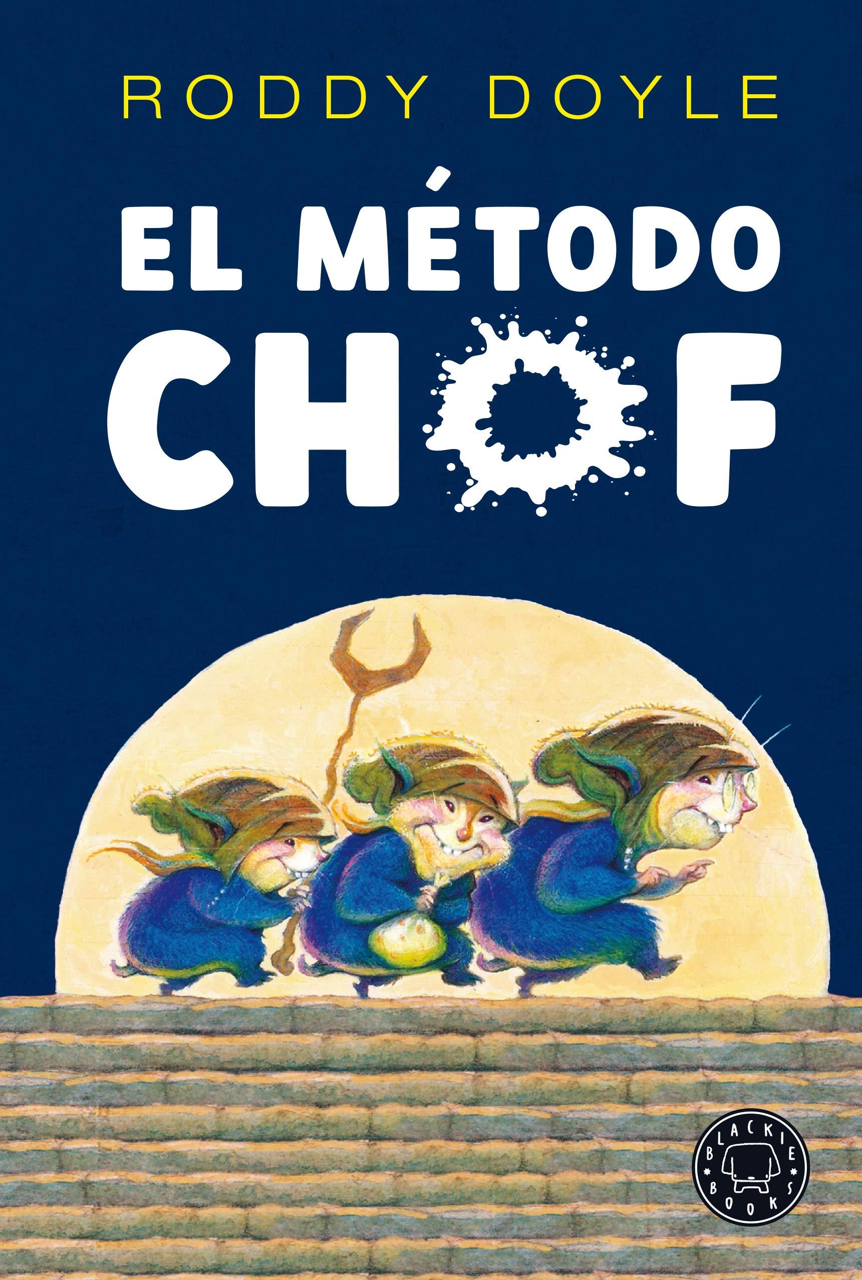 El método chof, libros infantiles y juveniles