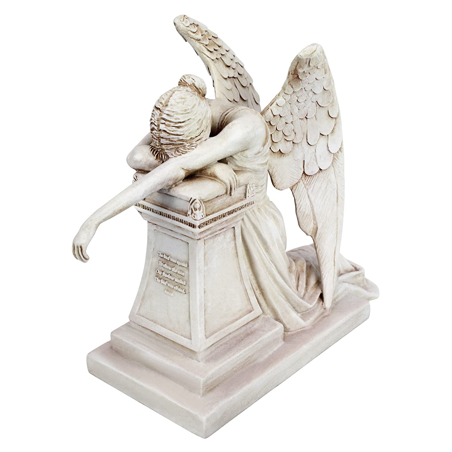 Awesome Amazon.com: Design Toscano Angel Of Grief Monument Statue: Home U0026 Kitchen