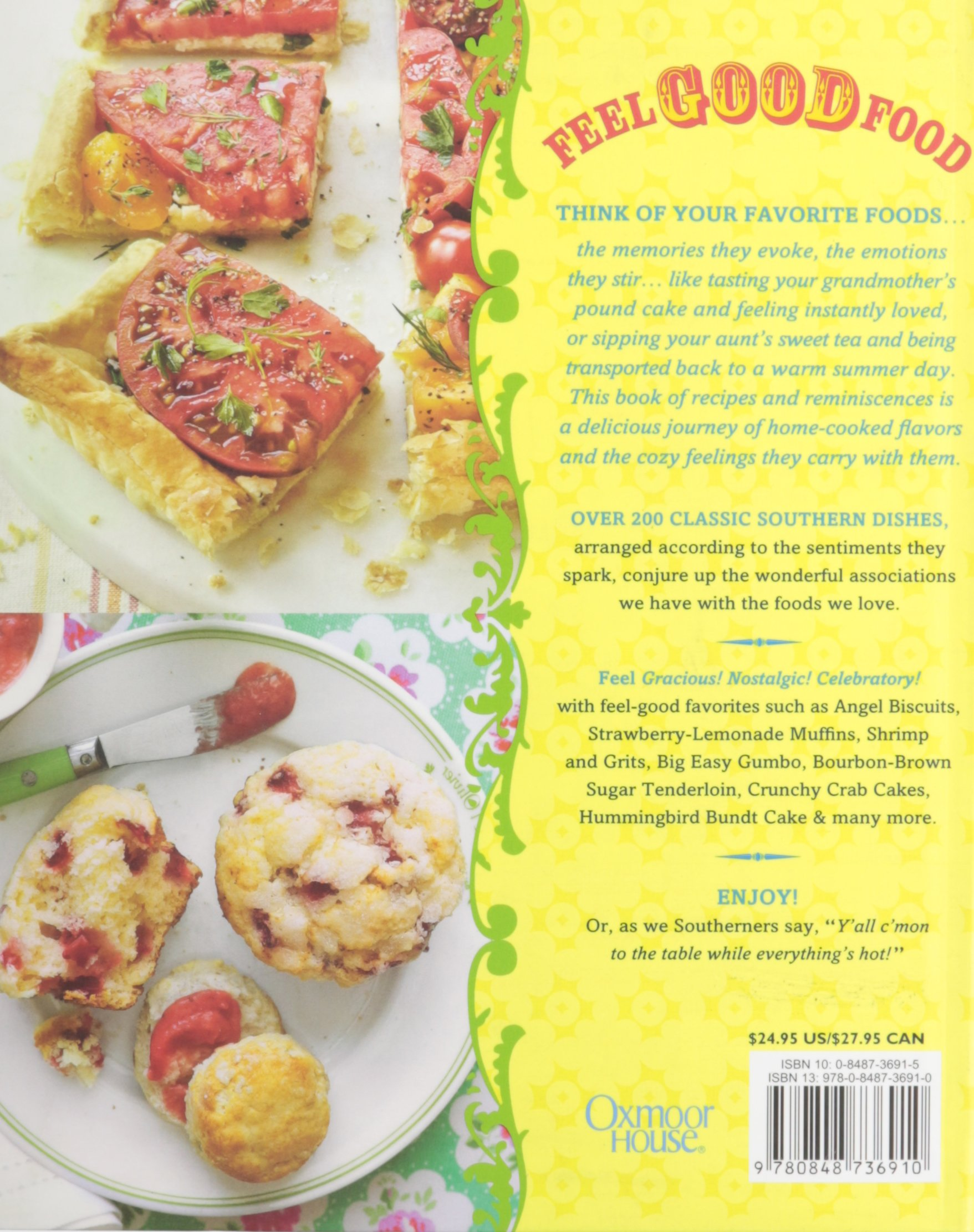 Southern living feel good food simple and satisfying recipes with a southern living feel good food simple and satisfying recipes with a fresh twist amazon books forumfinder Gallery