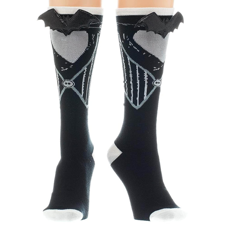 The Nightmare Before Christmas Junior\'s Knee High Socks at Amazon ...