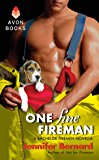 One Fine Fireman: A Bachelor Firemen Novella (The Bachelor Firemen of San Gabriel Book 1)