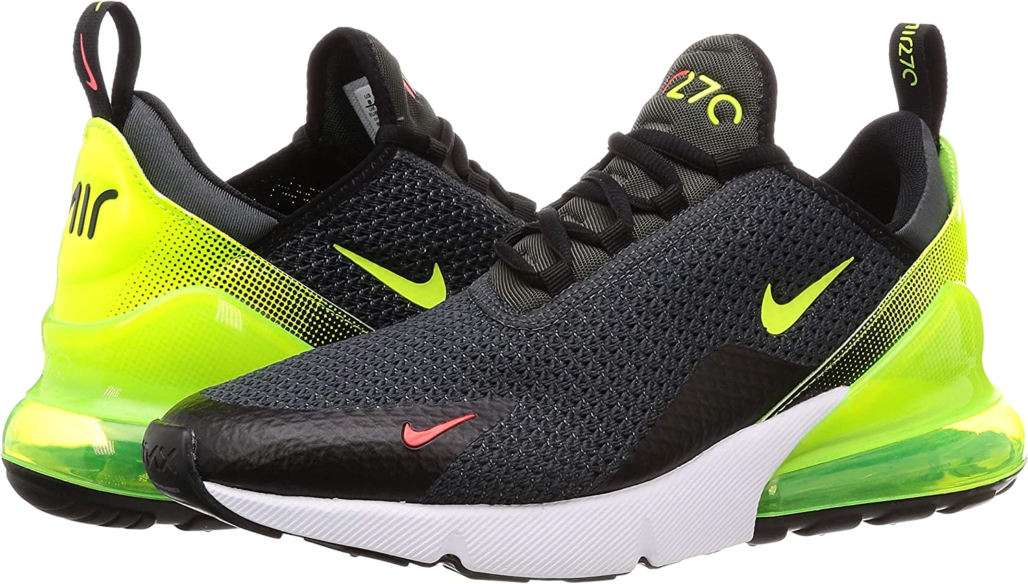 Nike Air Max 270 Se Mens Running Trainers Aq9164 Sneakers Shoes