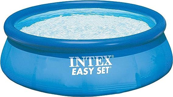 Intex 28110NP - Piscina hinchable 244 x 76 cm, 2.419 litros ...