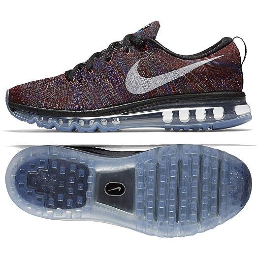 amazon com nike flyknit air max men s running shoes 620469 003 shoes rh amazon com