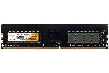 Dolgix 16GB DDR4 2400 MHz Desktop Ram Memory at amazon