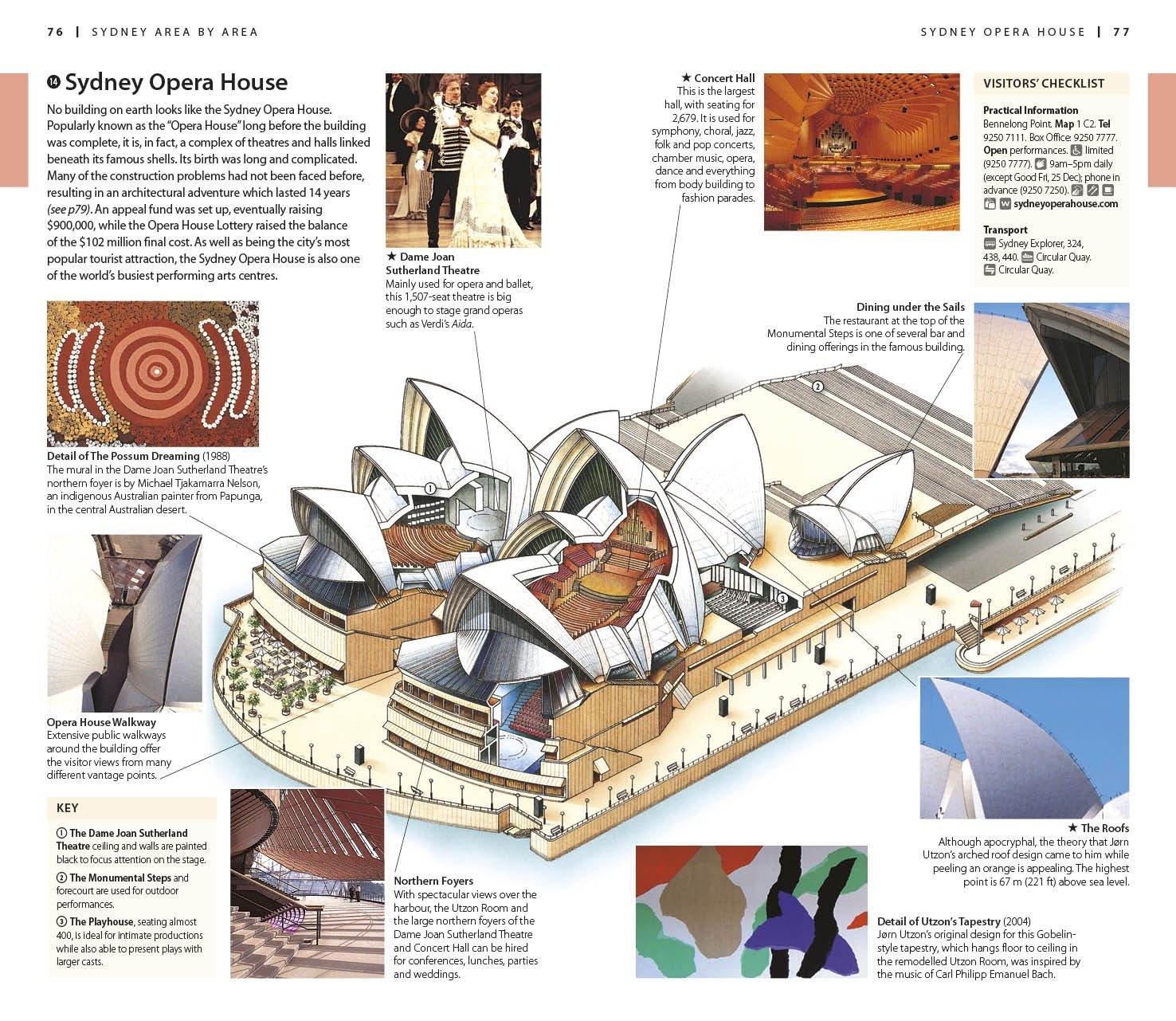 DK Eyewitness Travel Guide Sydney - 81ydinHEJaL - Getting Down Under