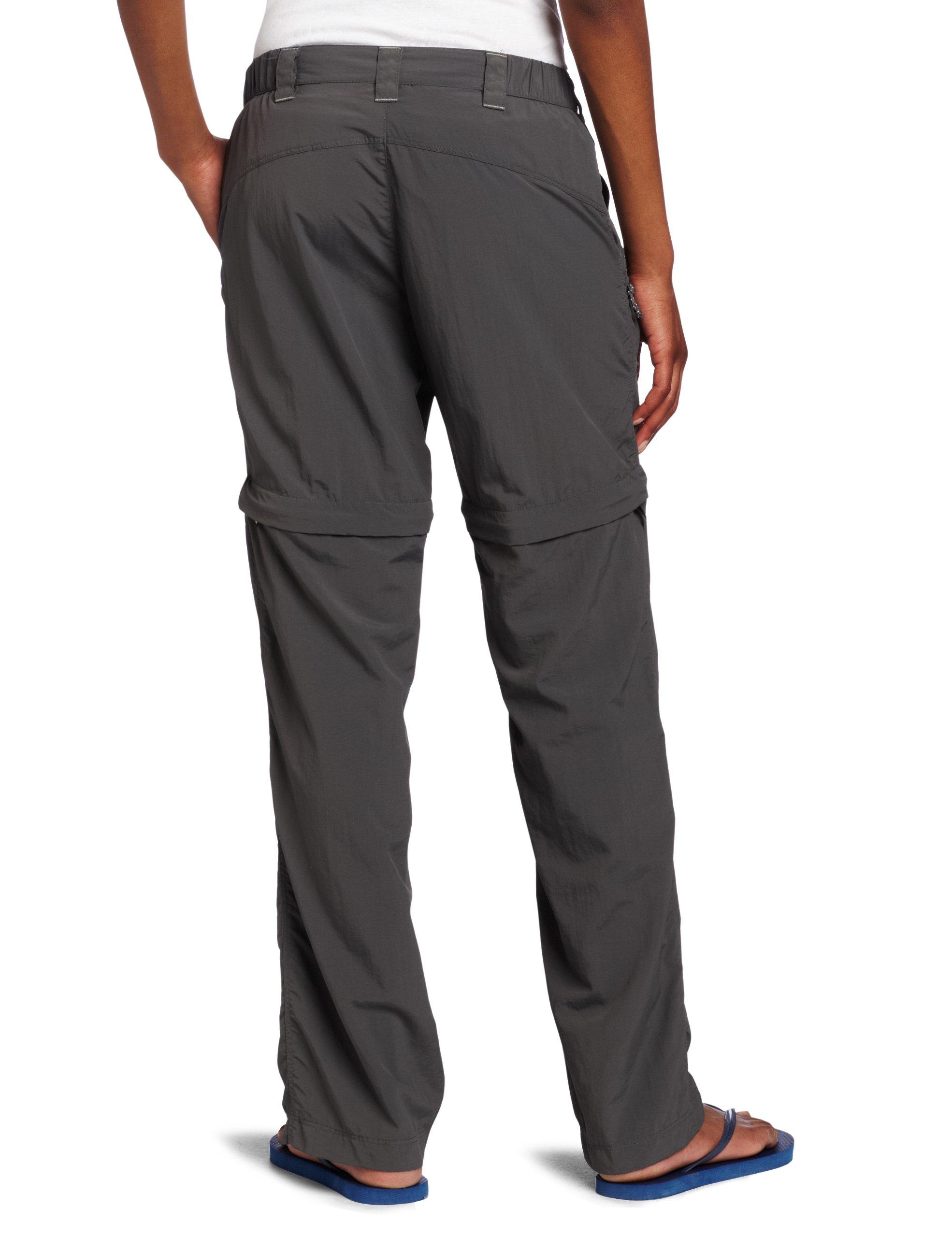 White Sierra Women's Sierra Pt. Convertible Pants - Extended Size, Caviar, 2X by White Sierra (Image #2)
