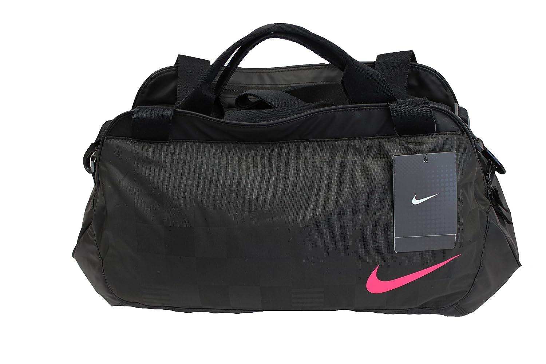 820872936a902 NIKE Damen Sporttasche Tasche Fitnesstasche schwarz 20 Liter  Amazon.de   Koffer