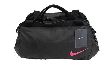 NIKE Damen Sporttasche Tasche Fitnesstasche schwarz 20 Liter
