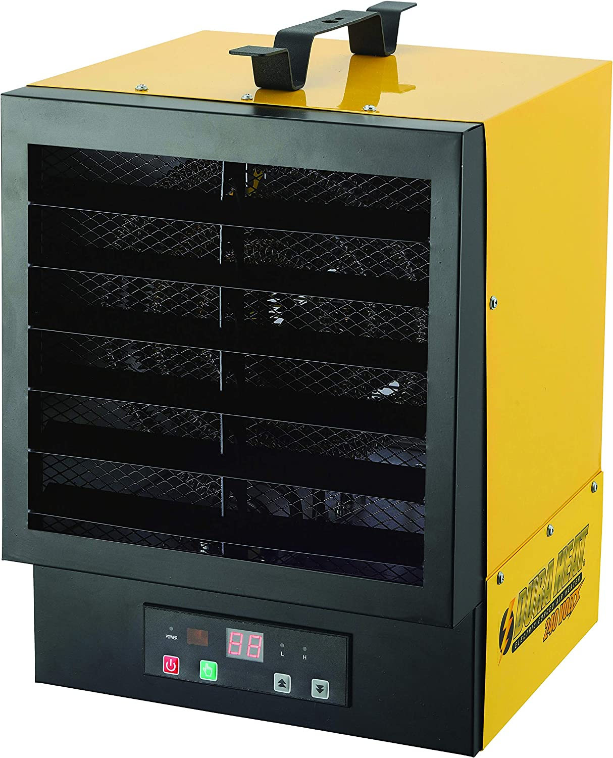 Dura Heat Electric Garage Heater, Yellow