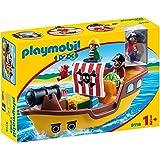 Playmobil-9118 Barco Pirata, única (9118