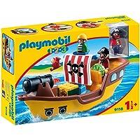 Playmobil - Bateau de Pirates,  9118, Taille Unique
