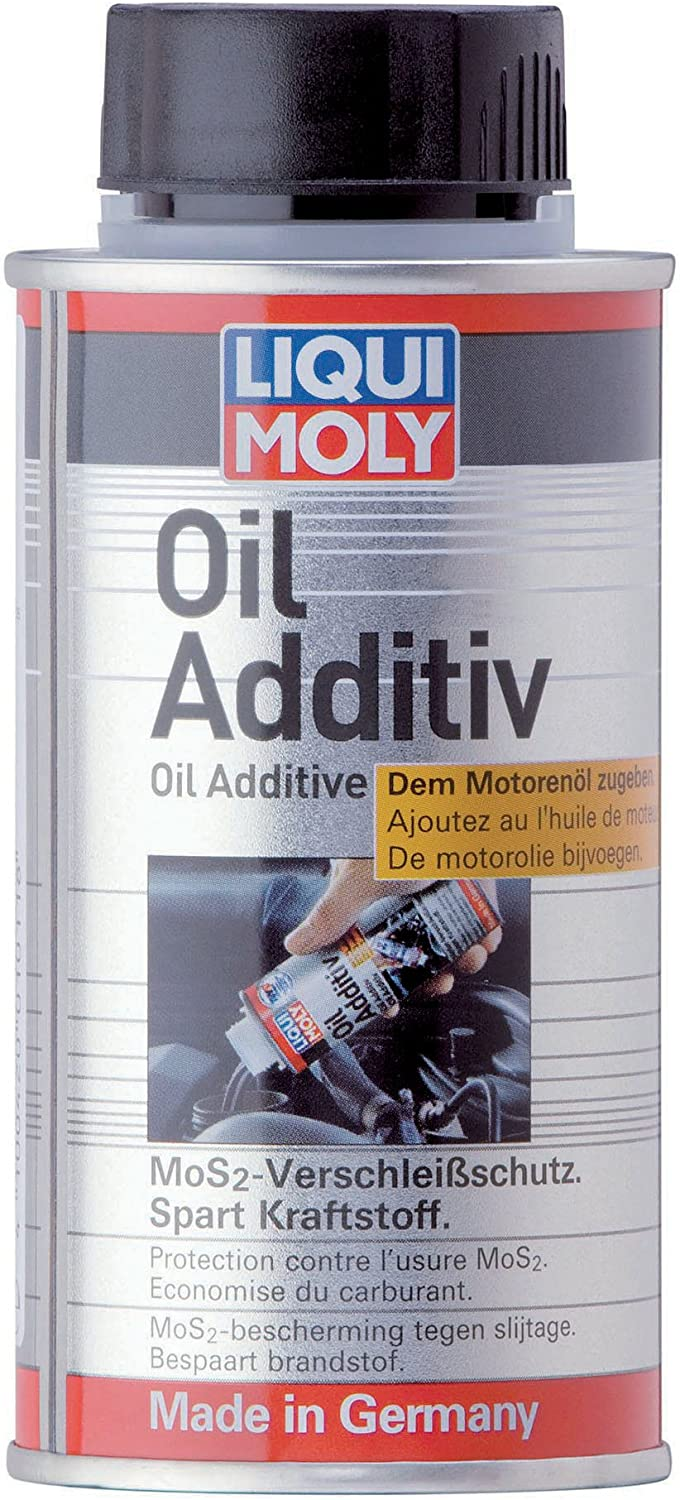 Liqui Moly Oil additive MoS2 125ml