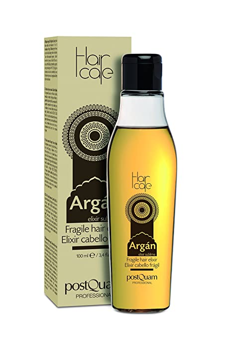 Postquam - Hair Care | Aceite de Argan Sublime para Cabellos Frágil - 100ml