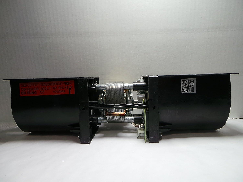 GE WB26T10066 Cooling Fan