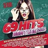 69 Hits Rentrée 2016