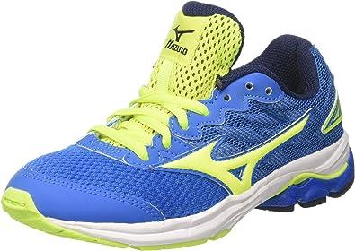 Mizuno Wave Rider Jnr, Zapatillas de Running para Niños: Amazon.es: Zapatos y complementos
