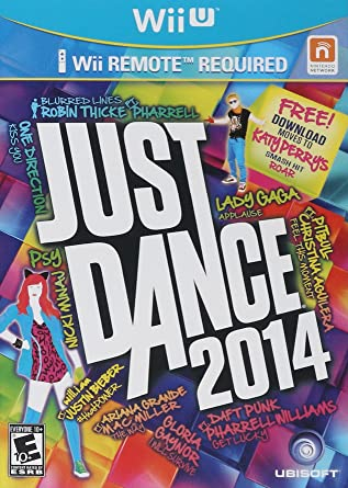 Just Dance 2014 (Nintendo Wii U, 2013) Complete by Unbranded: Amazon.es: Videojuegos