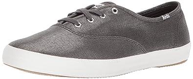 87863da75d7 Keds Women s Champion Metallic Linen Sneaker