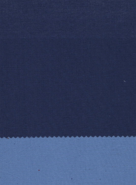 Solo Sacco -escluso federe e sotto Lenzuolo Caleffi Sacco Copripiumino Colors Tinta Unita cm.255x240 Blu